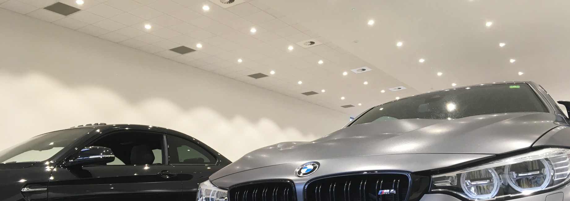 BMW Dealership, UK