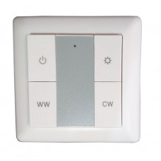 DALI Wall panel 4 button, CCT change function