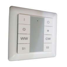 DALI Wall panel 8 button, CCT change function